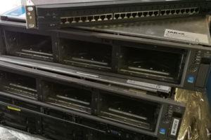 Szerver / Router